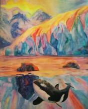 Конкурс Подводный мир рисуйснами.рф рисуй с нами рисунок