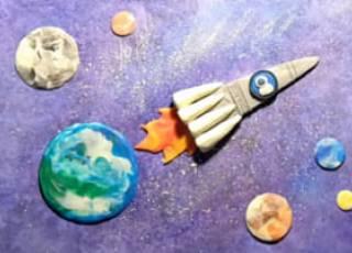 Конкурс Космическое путешествие