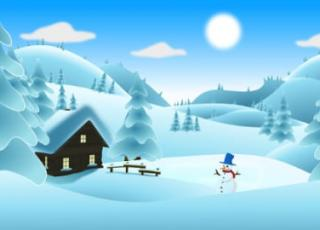 Конкурс Зимние забавы